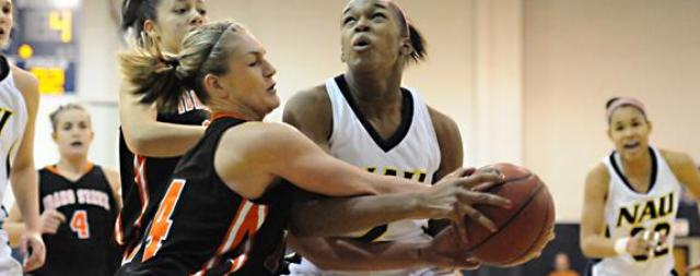 Season is slipping away from NAU women's basketball