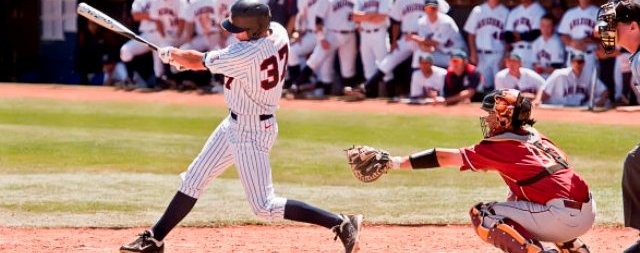 No. 5 ranking and a new home lift UA baseball into 2012