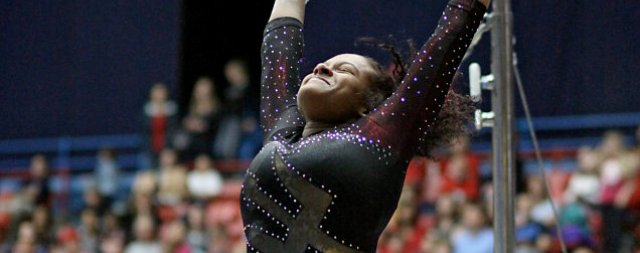 ASU, UA gymnastics teams split Territorial Cup series