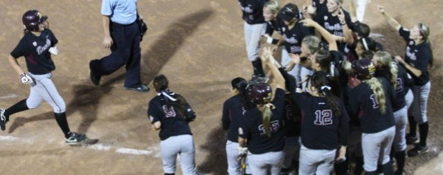 ASU is early favorite for 2nd straight national softball title