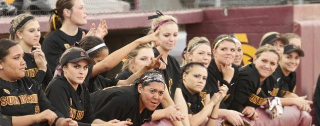 After 2011 title, ASU softball at it again…16 straight wins