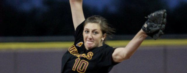Strong pitching key to ASU softball defending its nat'l title