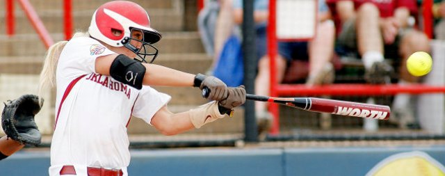 Oklahoma ends ASU quest for back-to-back softball titles
