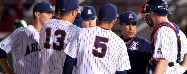 UA baseball beats Seminoles in CWS opener; UCLA next