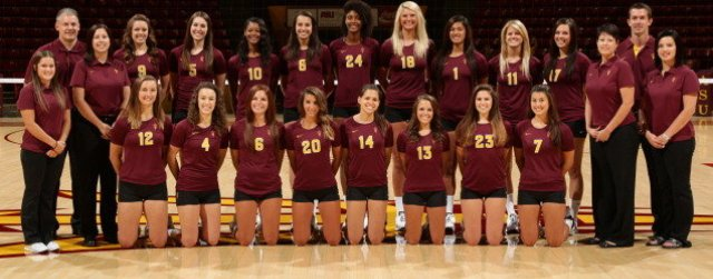Can No. 21 recruiting class turn around ASU volleyball?