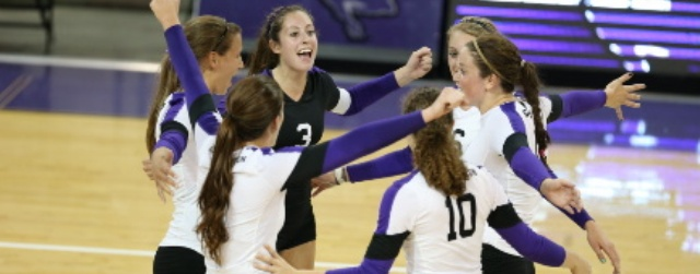 Local players help propel GCU volleyball to nat'l ranking