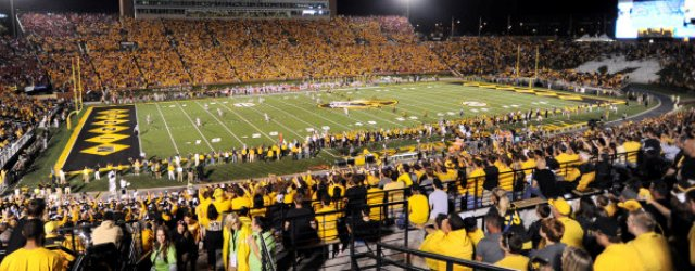 Missouri's QB likely out for today's football game vs. ASU