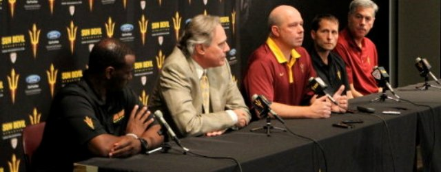 Musselman, Greer bring NBA coaching to ASU basketball