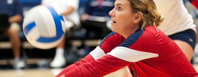 UA brings high-flying ASU volleyball down with 3-1 defeat