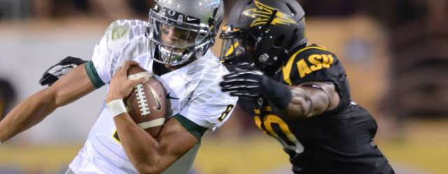 Oregon exposes ASU football in 43-21 rout on national TV