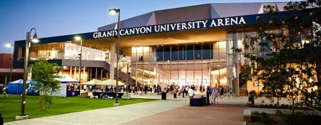 Grand Canyon athletics will move up to D-I play next year