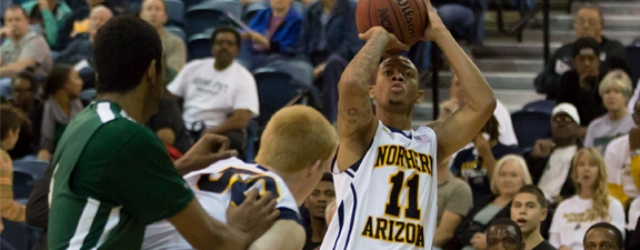 'New era' of basketball at NAU gets off to a rocky start