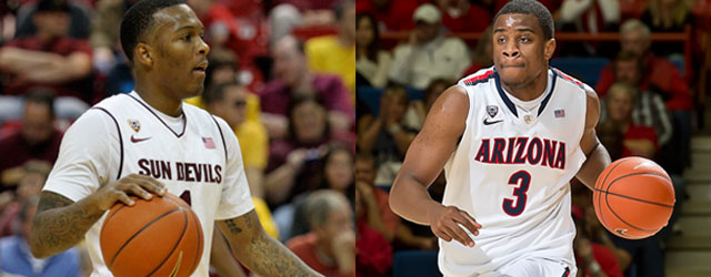 Overtime helps ASU, UA to wins in Pac-12 hoops openers