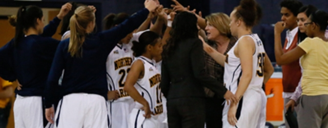 NAU women's hoops can't seem to get the engine started
