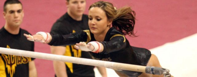 ASU, UA gymnasts meet again in eerie similarity to 2012