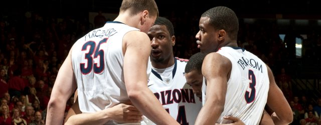 Is Arizona basketball primed for upset by No. 11 Belmont?