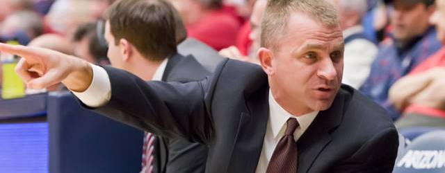 Big hole to fill: James Whitford leaves UA basketball staff