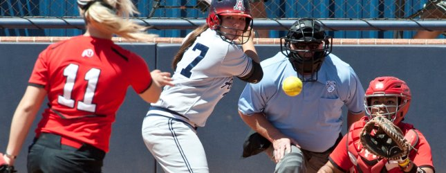 College softball continues to thrive in sun-drenched Arizona