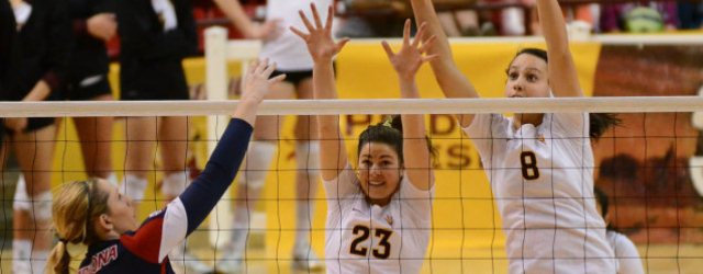 No. 13 recruiting class will boost ASU volleyball in 2013