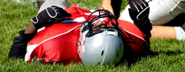 Concussion prevention for HS athletes is a slippery slope