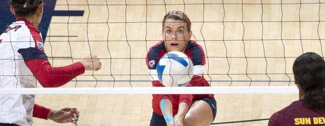 UA volleyball may be this year's sleeper in the Pac-12