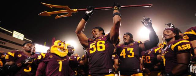 ASU football tunes up for Wisconsin with 55-0 opener