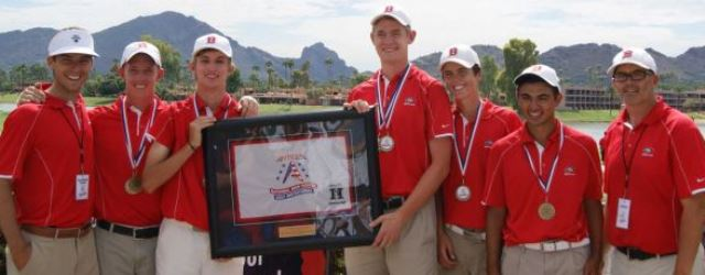 Brophy, Xavier sweep both sides of Antigua Golf Invitational