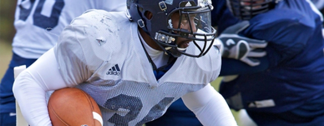 Bauman has career rushing record, NAU has nat'l ranking