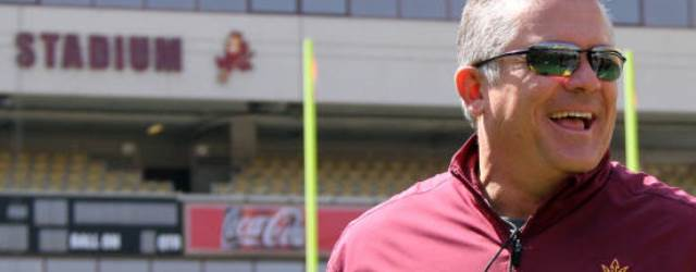 Can ASU beat Notre Dame? Ask Todd Graham, he's done it