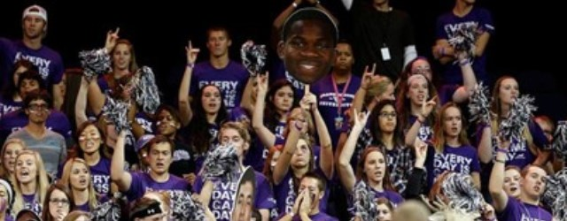 Sold-out exhibition game marks new era in GCU basketball
