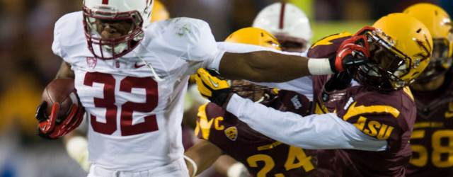 Rose Bowl slips away from ASU as Stanford romps, 38-14