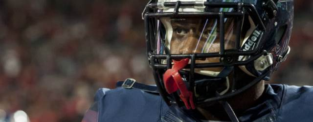 UA's Carey projected as 2nd-round pick; opts for NFL draft
