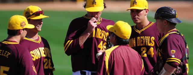 ASU baseball's road to Omaha hits a few early speed bumps