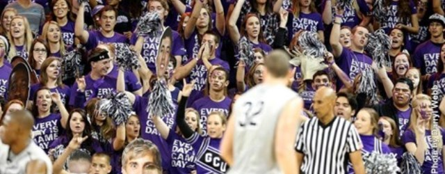 Rooting for the underdog…hoops hysteria at GCU