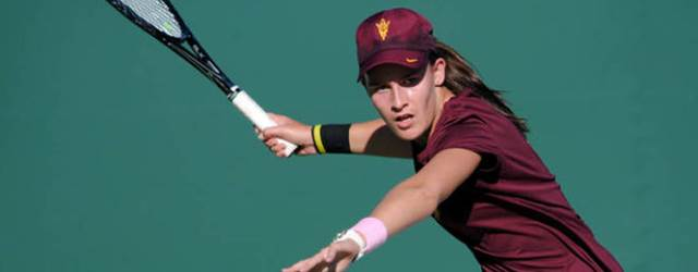 ASU tennis gets 8th straight win to prepare for Pac-12 play