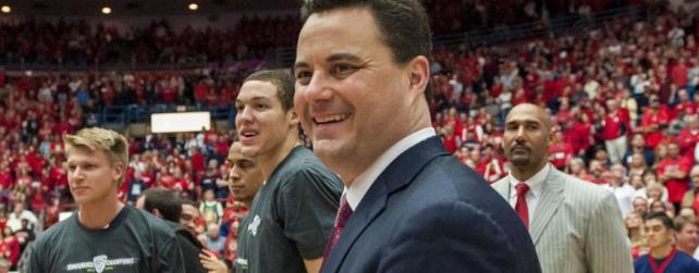 UA's Sean Miller, brother Archie on same path to NCAA title