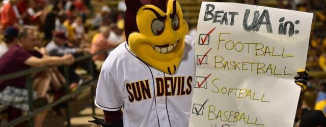 ASU baseball picks up Territorial Cup point with series win
