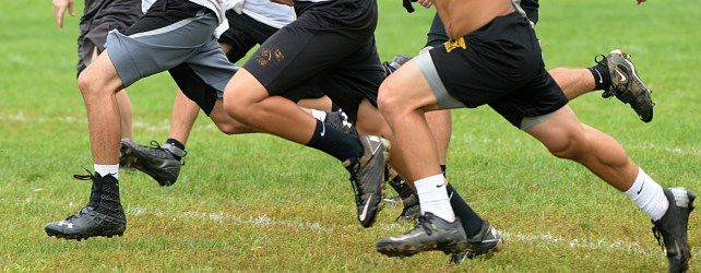 It's spring practice…good time to review prep football safety