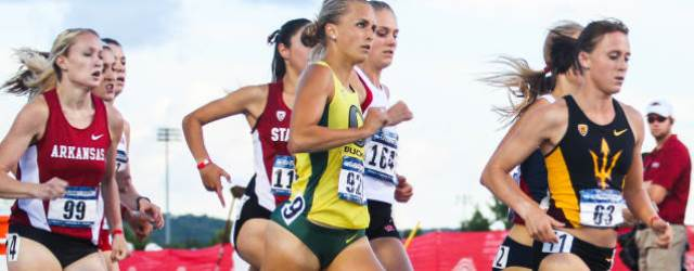 AZ schools collect 3 nat'l titles at NCAA T&F Championships