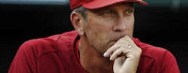 Tracy Smith takes over the reins of ASU baseball program