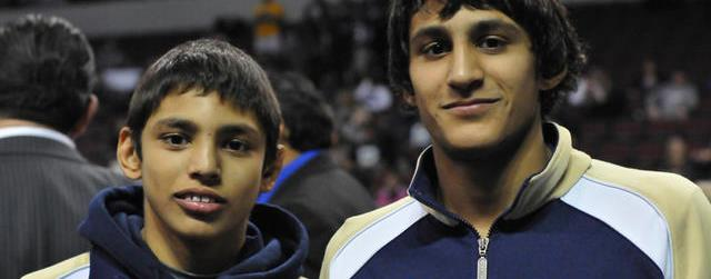 Rebuilding ASU wrestling: Valencia brothers first to commit