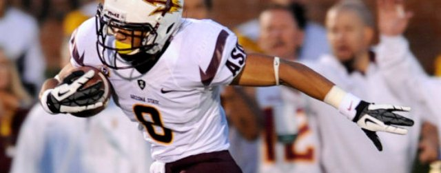 Local prep star D.J. Foster is face of ASU football in 2014