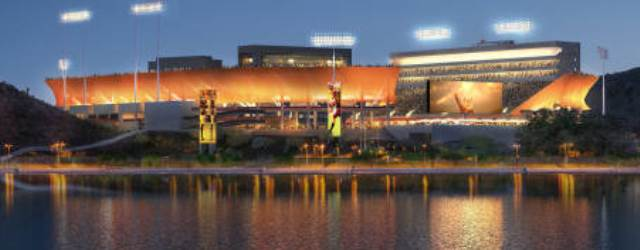 Sun Devil Stadium renovation expanding – in size & cost
