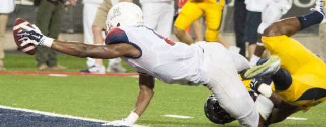 UA football beats clock again to scrape together 4-0 start