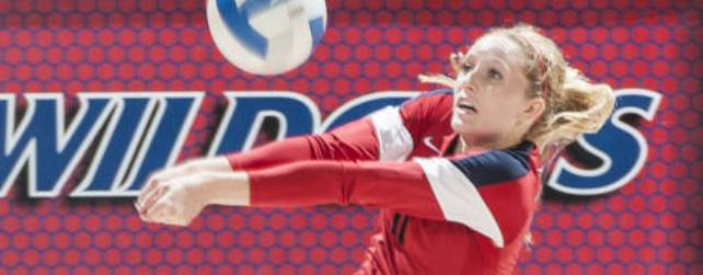 UA volleyball wins a barn-burner in rivalry match with ASU
