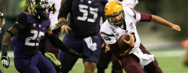 ASU, UA football still rolling with wins over Wash. schools