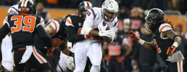 Oregon St. upset drops ASU football from playoff picture