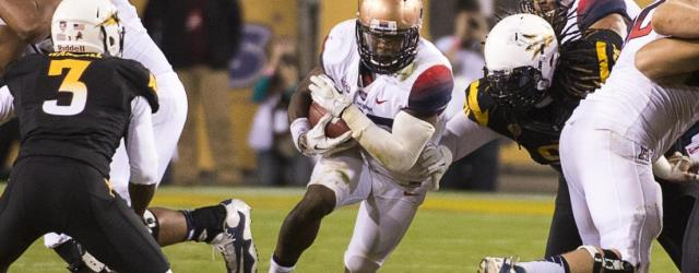 Memories of Ka'Deem Carey's runs still haunt UA football
