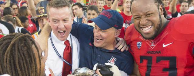 UA wins Territorial Cup…and the Pac-12 South crown