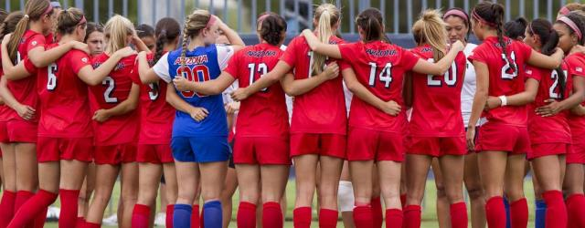 UA soccer faces No. 3 Aggies in NCAA 2nd round